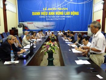 Hội thảo về Địa chất công trình, tác động vùng Karst đối với thiết kế đập, đường hầm, nhà máy điện tại PECC1