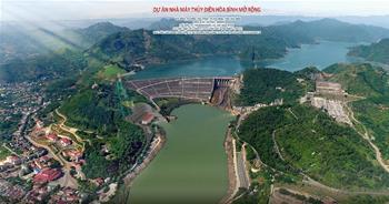 Phát động phong trào thi đua liên kết xây dựng Nhà máy Thủy điện Hòa Bình mở rộng