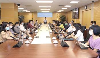 Công bố phần mềm pháp điển quy chế quản lý nội bộ trong Tập đoàn Điện lực Quốc gia Việt Nam
